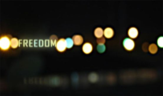 freedom lights