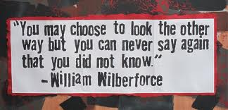 Wilberforce quote on slavery