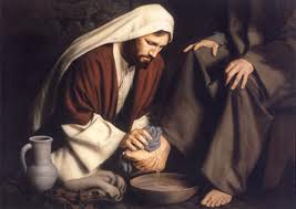 Jesus Washing His Disciples Feet